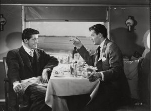 Hitchcock, Alfred. Strangers on a Train. 1951. Photography. Encyclopedia Britannica ImageQuest. Web. 19 May 2016.