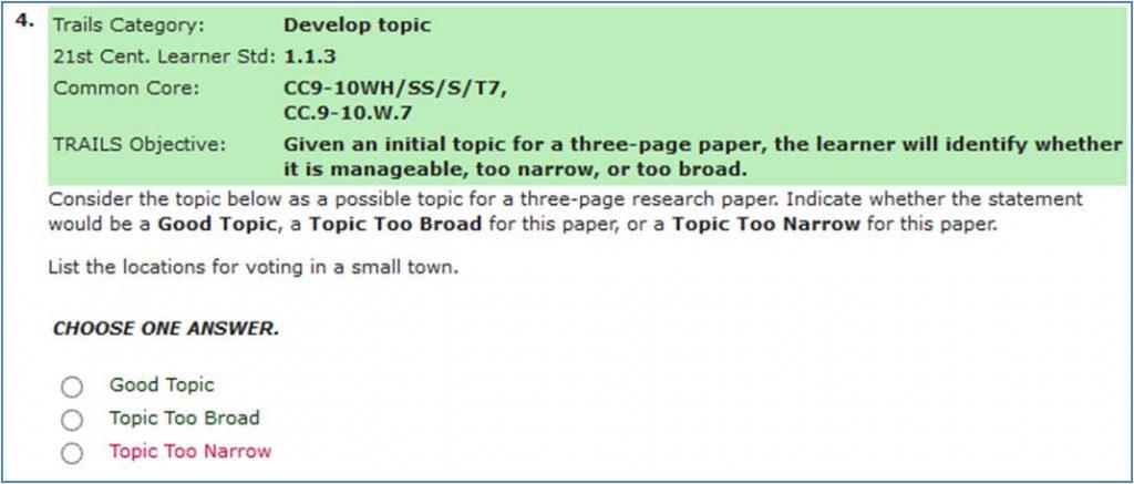 TRAILS-topic9