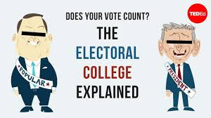 Does your vote count? The Electoral College explained - Christina Greer -  YouTube